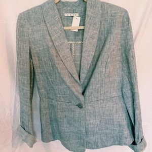 CAbi blue blazer
